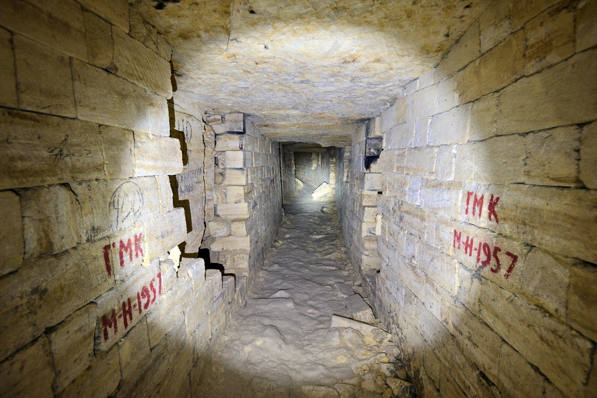 The Odessa Catacombs | One Man, One Map