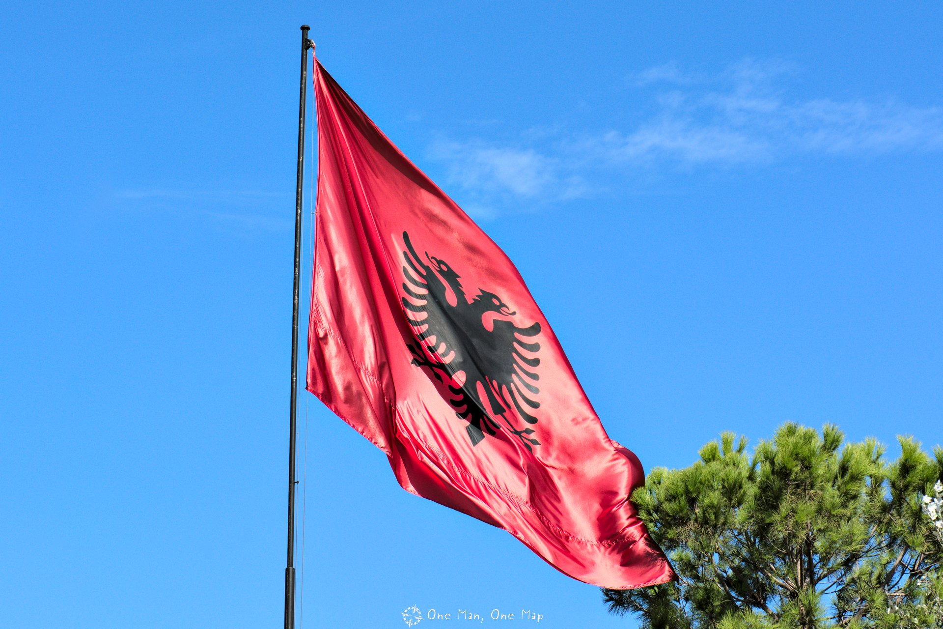 77e117d70c Welcome to... Albania | One Man, One Map