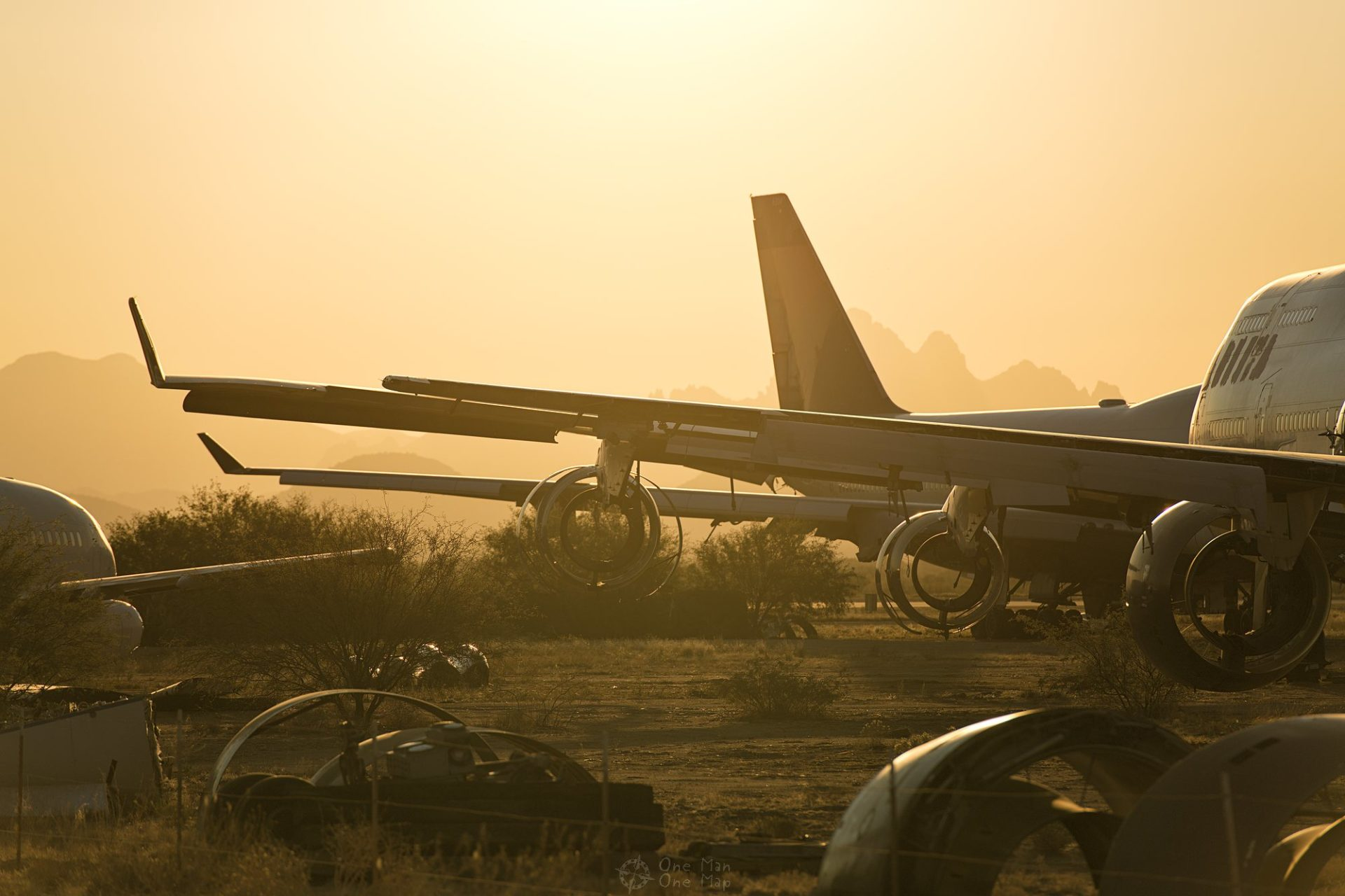 Image result for graveyard new airliners