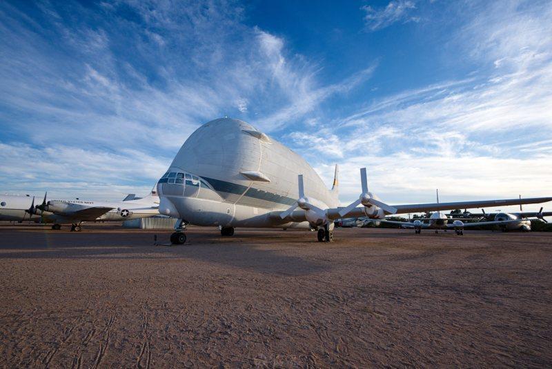 Aero Spacelines 377-SG Super Guppy